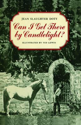 Can I Get There by Candlelight? - Doty, Jean Slaughter