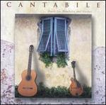 Cantabile: Duets for Mandolin and Guitar - Butch Baldassari & John Mock