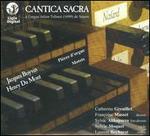 Cantica Sacra: Jacques Boyvin, Henry Du Mont