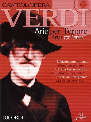 Cantolopera: Verdi Arie Per Tenore - Verdi, Giuseppe (Composer)