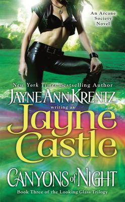 Canyons of Night - Castle, Jayne