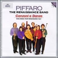 Canzoni e Danze - Adam Gilbert (wind instruments); Eric Anderson (recorder); Grant Herreid (cittern); Grant Herreid (lute);...