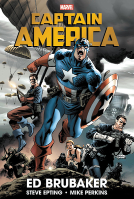 Captain America by Ed Brubaker Omnibus Vol. 1 Hc - Brubaker, Ed
