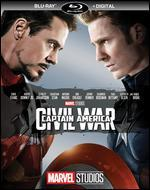 Captain America: Civil War [Includes Digital Copy] [Blu-ray]