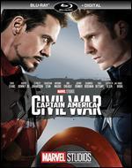 Captain America: Civil War [Includes Digital Copy] [Blu-ray]