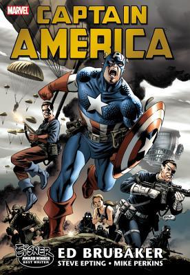 Captain America: Omnibus Volume 1 - Brubaker, Ed