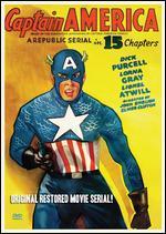 Captain America [Serial] - Elmer Clifton; John English
