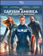 Captain America: The Winter Soldier [Blu-ray] - Anthony Russo; Joe Russo