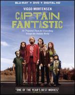 Captain Fantastic [Includes Digital Copy] [Blu-ray]
