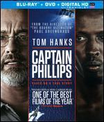 Captain Phillips [2 Discs] [Includes Digital Copy] [Blu-ray/DVD]