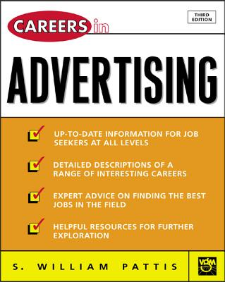 Careers in Advertising - Pattis, S William
