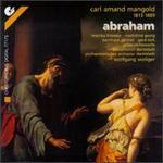 Carl Amand Mangold: Abraham
