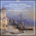 Carl Czerny, Max Bruch: Concertos for Piano Duo & Orchestra