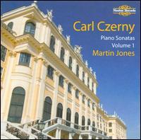 Carl Czerny: Piano Sonatas, Vol. 1 - Martin Jones (piano)