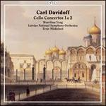Carl Davidoff: Cello Concertos Nos. 1 & 2