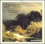 Carl Loewe: Lieder & Balladen (Complete Edition), Vol. 13