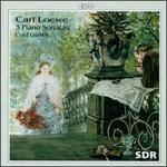 Carl Loewe: Piano Sonatas