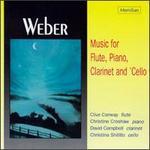 Carl Maria von Weber: Music For Flute, Piano, Clarinet & Cello