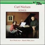 Carl Nielsen: Songs - Henrik Metz (piano); Kurt Westi (tenor)