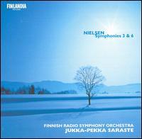 Carl Nielsen: Symphonies Nos. 3 & 6 - Anne-Kristiina Kaappola (soprano); Jaakko Kortekangas (baritone); Finnish Radio Symphony Orchestra;...