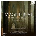 "Carl Philipp Emanuel Bach: Magnificat; Motet ""Heilig ist Gott"""