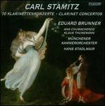 Carl Stamitz: 10 Klarinettenkonzerte