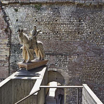 Carlo Scarpa, Castelvecchio, Verona: Museo di Castelvecchio, Verona - Menges, Axel