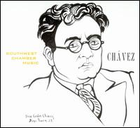 Carlos Chávez: Complete Chamber Music, Vol. 2 - Andrew Pellietier (horn); James Atkinson (horn); Nathan Campbell (horn); Southwest Chamber Music; Tony Ellis (trumpet);...