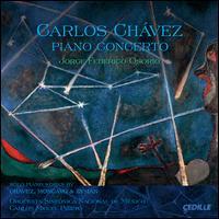 Carlos Chávez: Piano Concerto - Jorge Federico Osorio (piano); Orquesta Sinfónica Nacional de México; Carlos Miguel Prieto (conductor)