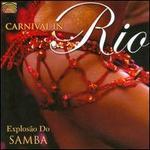 Carnival In Rio: Explosão Do Samba