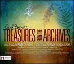 Carol Barnett: Treasures from the Archives