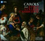 Carols from King?s College, Cambridge - Benjamin Bayl (organ); Bob Chilcott (tenor); Francis Grier (organ); Gareth Morrell (baritone); Ian Hare (organ); John Wells (organ); Julian Perkins (baritone); Philip Jones Brass Ensemble (brass ensemble); Stephen Varcoe (baritone); Thomas Trotter (organ)