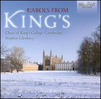 Carols from King's - Alexander Knight (baritone); David Goode (organ); Guy Johnston (treble); Nicholas Todd (tenor);...