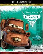 Cars 2 [Includes Digital Copy] [4K Ultra HD Blu-ray/Blu-ray]