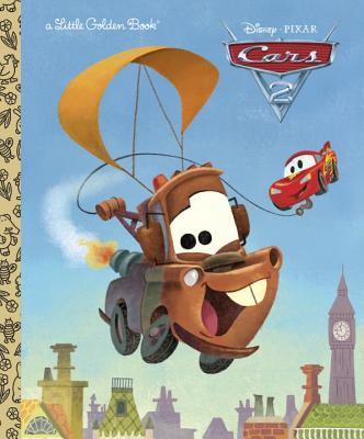 Cars 2 - Wheeler, Chase, and Studio IBOIX (Illustrator), and Fejeran, Tony (Designer)