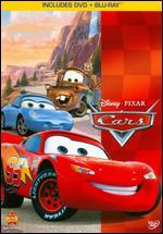 Cars [WS] [2 Discs] [DVD/Blu-ray] - Joe Ranft; John Lasseter