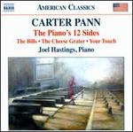 Carter Pann: The Piano's 12 Sides