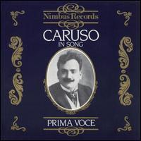 Caruso in Song - Enrico Caruso (tenor)