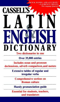Cassell's Concise Latin and English Dictionary - Simpson, D P