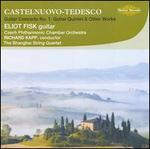Castelnuevo-Tedesco: Guitar Concerto No. 1; Guitar Quintet; Other Works