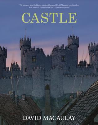 Castle - Macaulay, David