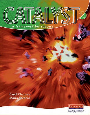 Catalyst 2 Red Student Book - Chapman, Carol, and Sheehan, Moira