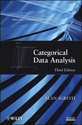 Categorical Data Analysis - Agresti, Alan