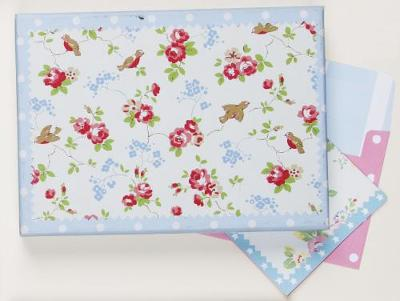 Cath Kidston Birds Stationery Box - Quadrille+