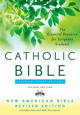 Catholic Bible-NABRE-Personal Study - Oxford University Press (Creator)