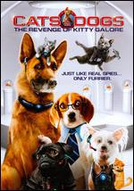 Cats & Dogs: The Revenge of Kitty Galore [With Happy Feet 2 Movie Cash] - Brad Peyton
