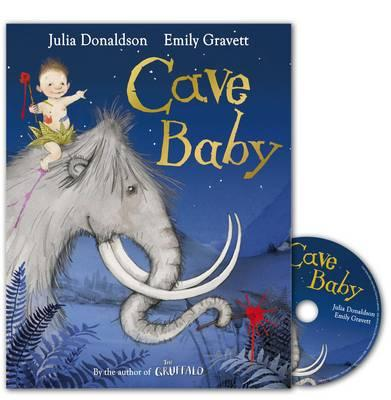 Cave Baby - Donaldson, Julia, and Staunton, Imelda (Read by)