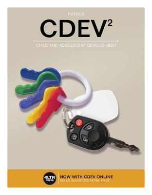Cdev (with Cdev Online, 1 Term (6 Months) Printed Access Card) - Rathus, Spencer A