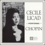 Cecile Licard Performs Chopin