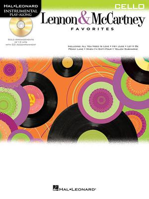 Cello Play-Along: Lennon & McCartney Favourites -